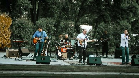 Redemption Alley Band – Live Outdoors
