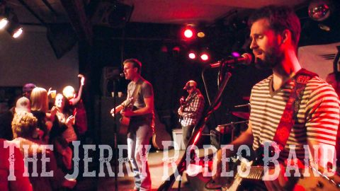 Jerry Rodes – Live Promo